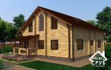 Wood Houses - Precut Timber Framing - Wooden Home