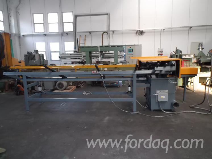 Vend machine couper les d s de palette dieffe tt 500 ca 4500 occasion italie - Machine a couper le bois ...