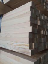 Solid Wood Components - Glued laminated timber , pine
