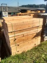 Hardwood  Sawn Timber - Lumber - Planed Timber Thermo Treated For Sale - Eucalyptus Railway Sleepers from Brazil