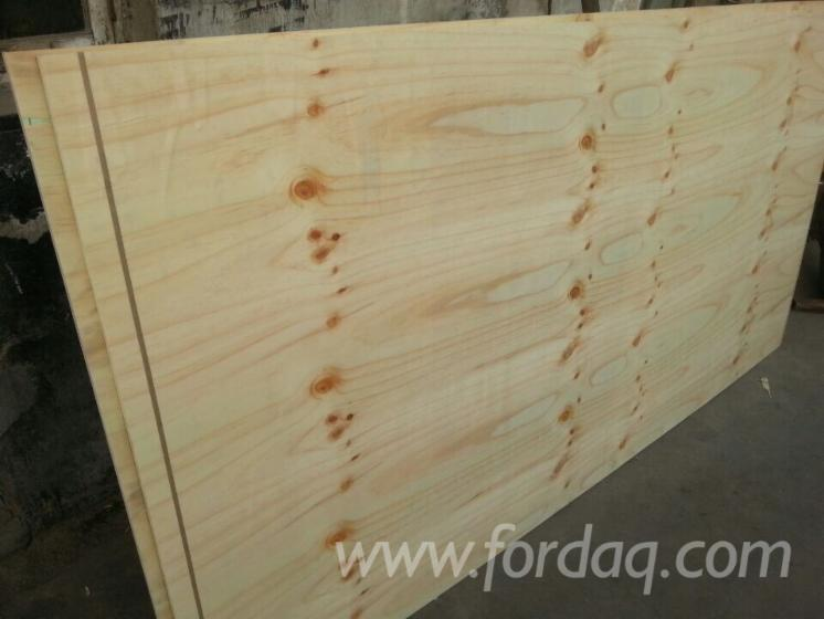 Waterproof-pine-packing-plywood