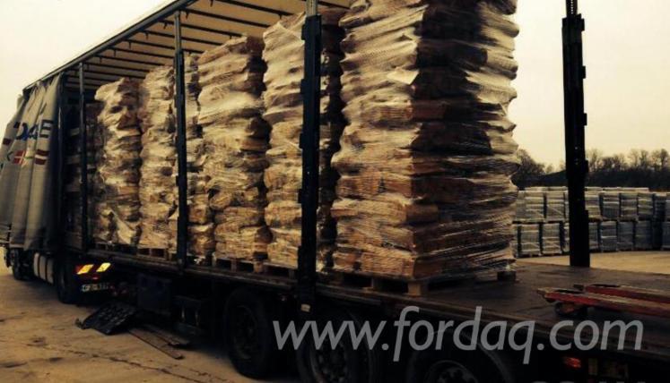 Chopped-hardwood