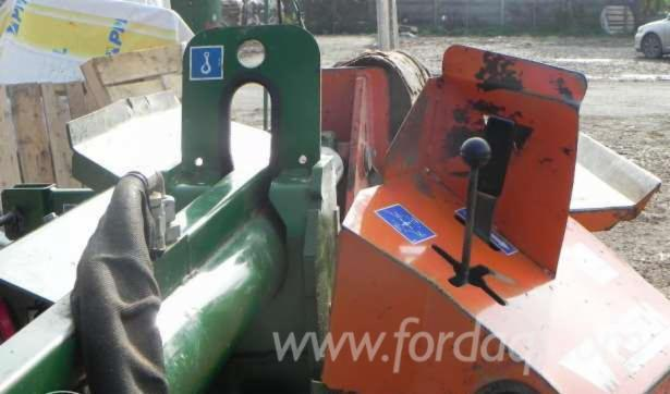 Used-Posch-Cleaving-Machine-in