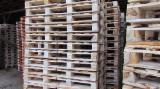 Wood Pallets - 2nd grade pallets 600x800