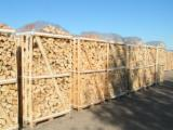 Firelogs - Pellets - Chips - Dust – Edgings For Sale - Wholesale Ash (White)(Europe) Firewood/Woodlogs Cleaved in Lithuania