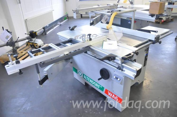 Used 2008 Altendorf Wa 6 Sliding Table Saw For Sale In Germany