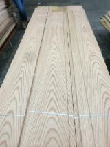 Sliced Veneer AB First And Second - Natural Veneer, Oak (European), Media vuelta