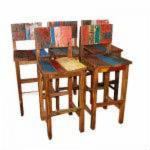 Dining Room Furniture - Barstool Antique
