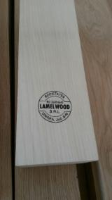 Glued Elements - Maple (European Common Maple), Hardwood (Temperate), Glued Elements
