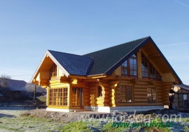 Case Di Tronchi Romania : Case di tronchi romania bungalow in legno case abitabili in legno