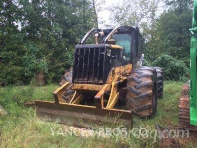 Used-2005-Caterpillar-525B-Skidders-for-sale-in-United