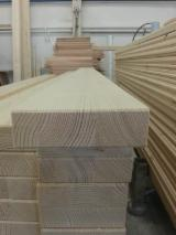 Solid Wood Components ISO-9000 Demands France - Spruce glued elements wanted