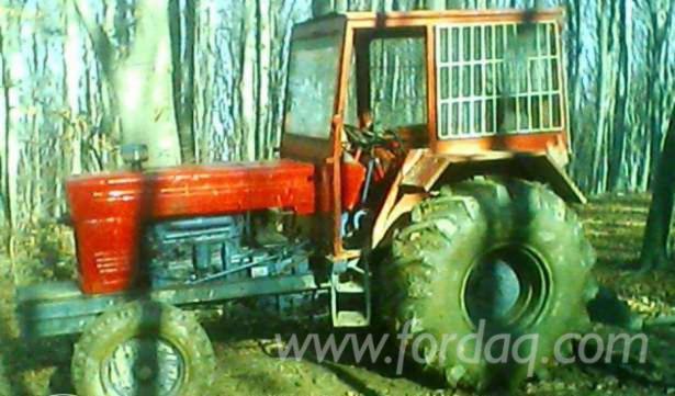 Gebraucht-U650-Forstschlepper
