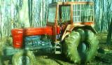 Forest & Harvesting Equipment Forest Tractor - Used U650 Forest Tractor in Romania
