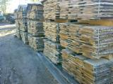 Hardwood  Unedged Timber - Flitches - Boules For Sale Germany - Sawn timber KD