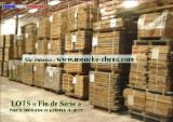 Sciages Et Bois Reconstitués - Lots merrain chêne français pour fabrication petits fûts et autres