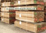 null -  Oak staves dry for barrels
