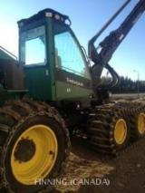 Forest & Harvesting Equipment - Used 1999 Timberjack 1270B Harvesters for sale in Canada