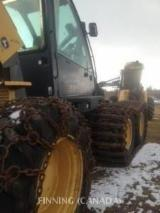 Forest & Harvesting Equipment For Sale - Used 2001 John Deere 1263 Harvesters for sale in Canada