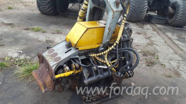 Used-1996-Ponsse-COBRA-HS10---Cz%C4%99%C5%9Bci---Parts--Demonta%C5%BC-Harvesters-for-sale-in