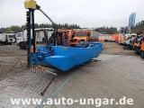 Forest & Harvesting Equipment For Sale Belgium - Used 2006 Nettuno 5000 Mähboot Aquatic Berkey Gödde Mulag Bo Harvesters for sale in Germany