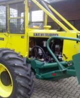 Forest & Harvesting Equipment - Used 2015 LKT  LKT 81 Turbo Skidder in Slovakia