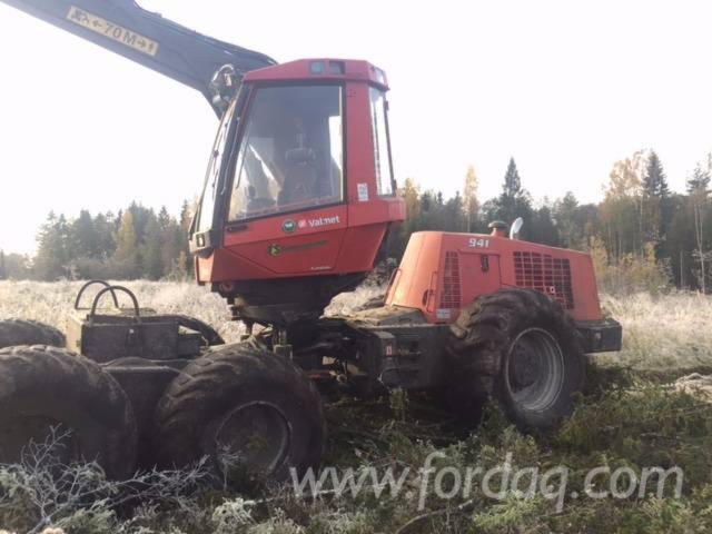 Used-2004-Valmet-941-Harvesters-for-sale-in