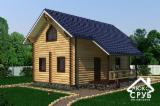 B2B Log Homes For Sale - Buy And Sell Log Houses On Fordaq - Wooden house