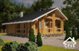 Wood Houses - Precut Timber Framing Spruce Picea Abies - Whitewood - Fir (Abies alba, pectinata)