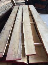 Hardwood  Unedged Timber - Flitches - Boules - European White Oak Lumber