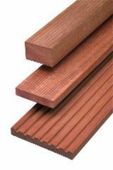 Tropical Wood  Sawn Timber - Lumber - Planed Timber - Searching for a wood deck and elevation: Massaranduba, Bangkirai, Modrzew, Garapa, Denya, Cumaru, Tatajuba, Mukulungu, Merbau, Matoa