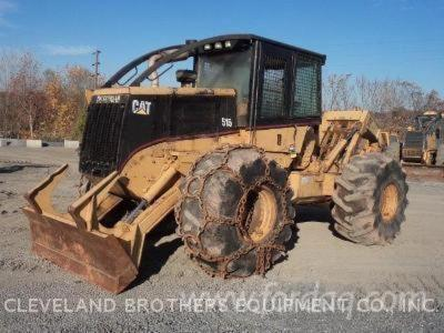 Used 1998 Caterpillar 515 Skidders for sale in United States