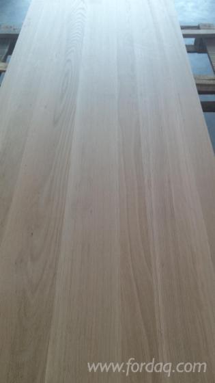 FSC Oak Finger-Jointed Panels, 18-40 mm
