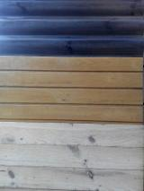 Hobelware Kiefer Pinus Sylvestris - Rotholz - Kiefer (Pinus sylvestris) - Rotholz, вагонка, плинтус,блокхауз, доскапола