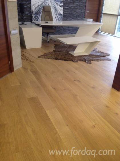 Hickory solid wood flooring(hand scraped) / china wood flooring for sale