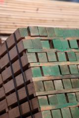 Solid Wood Components - KD Oak elements 50x50x480-800