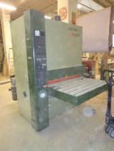Woodworking Machinery For Sale Italy - Wide belt sander SCM model SANDYA 10 RR 110 , 1100mm at 2 belts