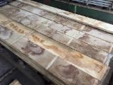 Laubschnittholz, Besäumtes Holz, Hobelware  Zu Verkaufen - 27 x 160 mm Besäumte Eiche KD