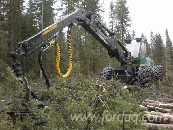 Used-2011-Logman-801-Harvesters-for-sale-in
