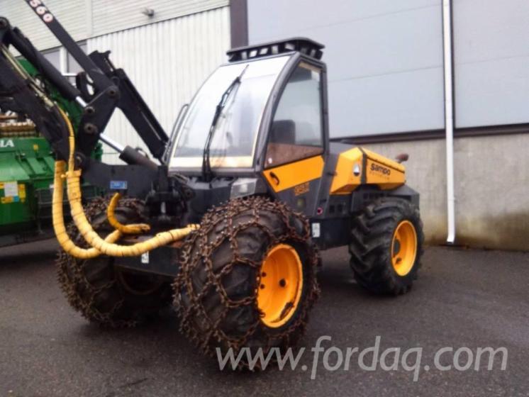 Used-2004-Sampo-Rosenlew-1046-X-Harvesters-for-sale-in