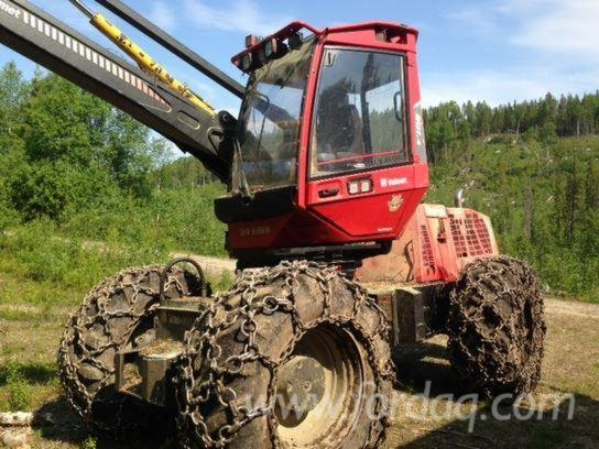 Used-2009-Komatsu-901-4-Harvesters-for-sale-in