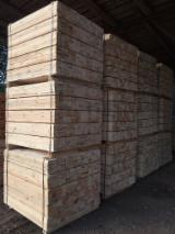 Sawn Timber FSC - FSC Spruce/Pine Packaging timber from Belarus