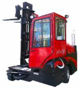 Wood Transport Services - Join Fordaq To Contact Wood Transporters - FOUR WAY DIRECTIONAL FORKLIFT