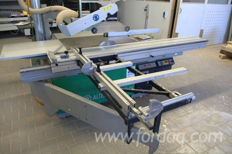Used 1994 Altendorf F45 Sliding Table Saw For Sale In Germany