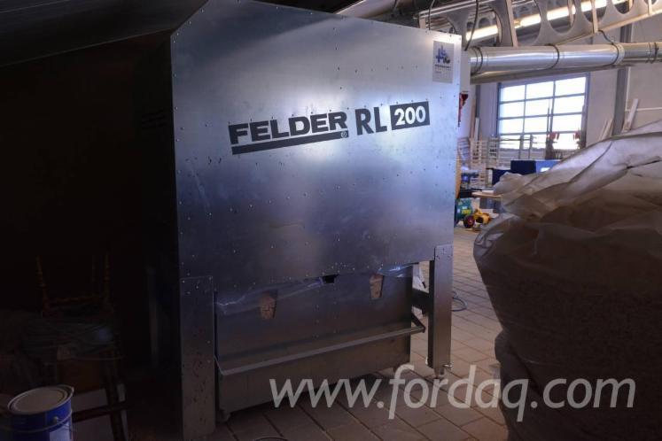 Used-2010-FELDER-RL-200-Mobile-dust-extraction-for-sale-in