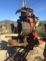 Forest & Harvesting Equipment - Used 1995 SP 551 LF Harvester Aggregates in Spain