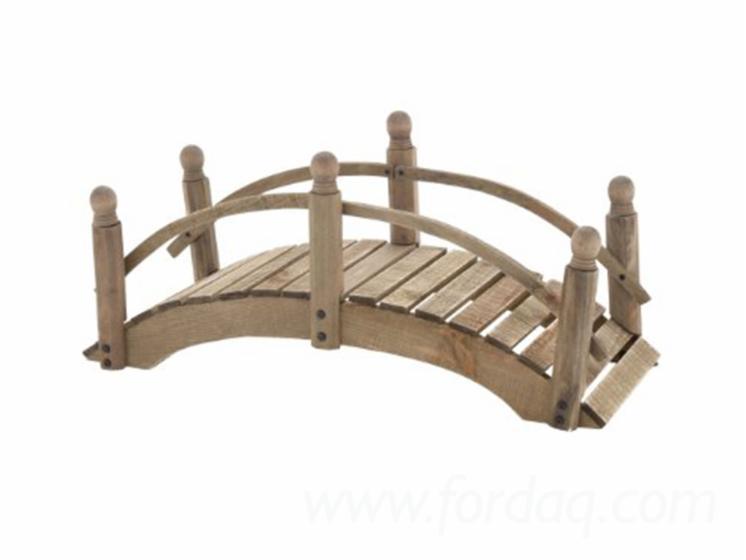 Abete ponte da giardino for Abete da giardino