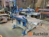 DEF 100 Pouwels Routing Machine