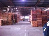 Tropical Wood  Sawn Timber - Lumber - Planed Timber For Sale - Parquet slats production and sale of timber