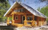 Wood Houses - Precut Timber Framing - Canadian Log House, Spruce (Picea) (Asia)